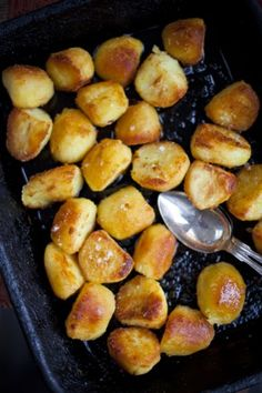 Crispy Duck Fat Spuds...