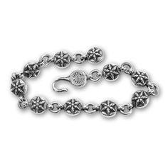 Valuable Chrome Hearts Bracelet Star Ball New   Chrome Hearts Necklace Pendants