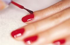NEW AND IMPROVED USES FOR NAIL POLISH: This super item does more than beautify your hands. Learn how to use it for repairs, sewing and more.