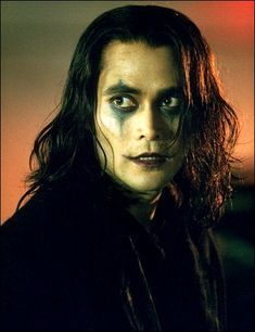 Mark Dacascos from the TV series, The Crow: Stairway to Heaven