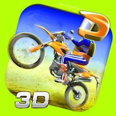 #NEW #iOS #APP Driving Canada Bike Racing Version Simulator 3D - Best Free Games 3D