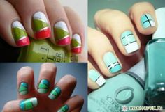 2014 spring nail designs winners | ... дизайн ногтей весна-лето 2014 (фото