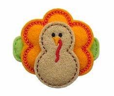 felt turkey pattern | GG Designs Embroidery - Turkey FELT STITCHIES (in the hoop) (Powered ...
