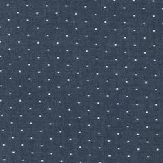SRK-14728-62 from Cotton Chambray Dots: Robert Kaufman Fabric Company