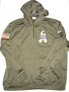 fd5292618 Kerry Wynn New York Giants Salute to Service Hoodie