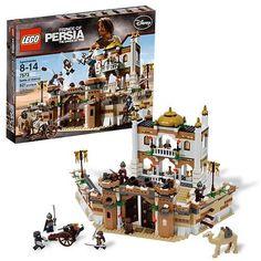 Lego Prince Of Persia Battle Of Alamut - 7573