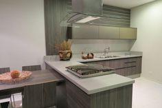 Cozinha - Cinza Absoluto