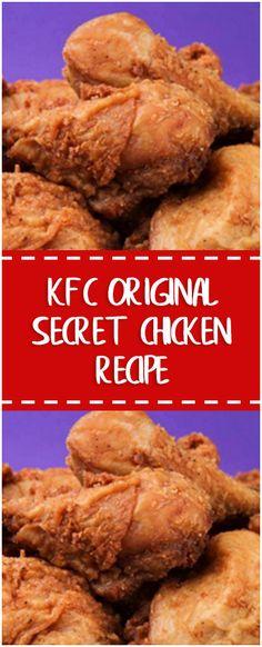 KFC ORIGINAL SECRET CHICKEN RECIPE  #chicken #whole30 #foodlover #homecooking #cooking #cookingtips