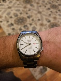 [Seiko] I'm in love with a Seiko http://ift.tt/2CqfjNH