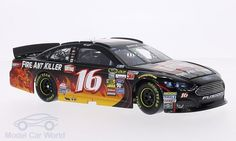 Ford Fusion, No.16, Roush Fenway Racing, Ortho Fire Ant Killer, Nascar