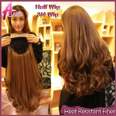 Cheap wig long, Buy Quality wig panty directly from China wig bob Suppliers:      start173027772797653     New fashions synthetic False Hair Wig Curly F   US $19.90       New Available ombre celebr