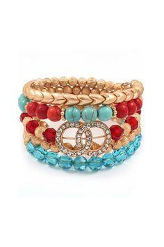 Unique Jewelry and Fashion Bracelets | Emma Stine Jewelry Bracelets....this designer has such unique pieces
