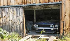Barn Find – 1969 Ford Mustang Boss 302