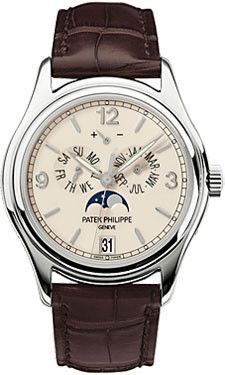 Patek Philippe- Complicated Watches Annual Calendar 5146G-001                                                                                                                                                                                 Mais