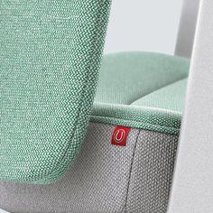PURE INTERIOR Edition 12 #Türkis Mehr Design für dein #HomeOffice. Mit einer vielfältigen und hochwertigen Stoffauswahl und ihrem ergonomischen Design vereint die PURE INTERIOR Edition bequemes und ergonomisches Sitzen. Das Design und die Farbgebung des PURE machen ihn zu einem optischen Leichtgewicht. Farblich abgestimmt bringt er sich in das Home Office ein und kann sich gleichzeitig zurücknehmen. #schreibtischstuhl #arbeitszimmer #design #Stoff #interstuhl Home Office, Pure Home, Designer, Pure Products, Office Home, Home Offices