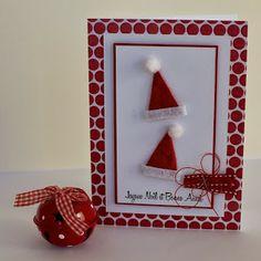 La première répond au Challenge N° 4 de Simply Graphic , où la consigne est de. Dyi Christmas Cards, Chrismas Cards, Handmade Christmas Decorations, Holiday Cards, Homemade Cards, Christmas Crafts, Rest, Challenge, Ideas