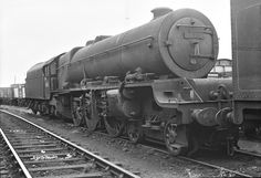 46212 Duchess of Kent Choo Choo Train, Steam Railway, Abandoned Train, Train Times, Train Art, British Rail, Old Trains, Steam Engine, Steam Locomotive