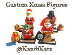 Hey, I found this really awesome Etsy listing at https://www.etsy.com/uk/listing/497300209/custom-mini-figureschristmas-block