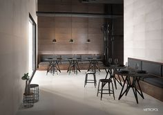 #Local #Track #Metropol #Cevisama16 #Tendencia #Arquitectura #Interiorismo #Diseño #DECO #Tiles #Fliesen