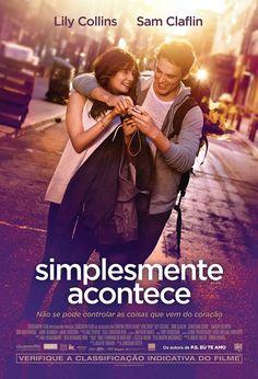Um filme de Christian Ditter com Lily Collins, Sam Claflin : Os jovens britânicos Rosie (Lily Collins) e Alex (Sam Claflin) são amigos inseparáveis desde a infância, experimentando juntos as dificuldades amorosas, familiares e escolares. Embora exista uma atração entre eles, os dois mantêm a amizade acima d...