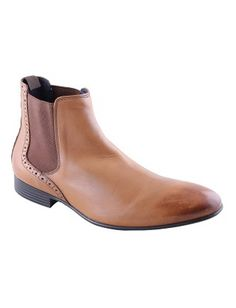 LEDER WARREN TAN ANKLE POINTED BOOT http://lederwarren.com/index.php?route=product/product&path=60&product_id=70