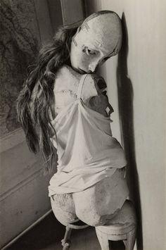 "luzfosca: "" Hans Bellmer The Doll (La Poupée), 1936 From Art Blart """