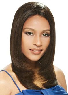 12 INCH YAKI STRAIGHT #2 REMY HUMAN HAIR LACE FRONT WIGS