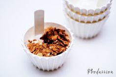 Jogurttia ja muroja by Foodassion