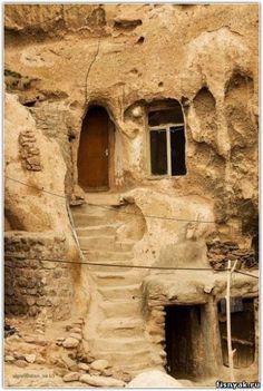 another Kandovan rock house