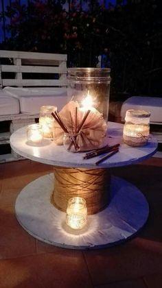 Ogni piccolo dettaglio fa la differenza. Come creare un atmosfera calda ed accogliente ...weeding events www.pbanchetti.it