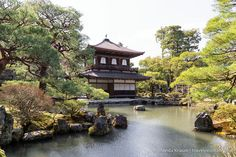 Ginkaku-ji Temple- Kyoto, Japan