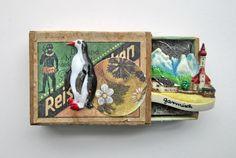 mano kellner, art box nr 257, begegnung in garmisch -weg!