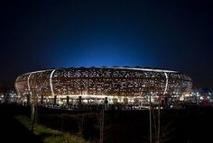 FNB Stadium or Soccer City. Seats just under Home of the Kaizer Chiefs and the South African National Team. Kaizer Chiefs, Chiefs Football, National Football Teams, World Football, Soccer City, Soccer Stadium, Paisley Scotland, World Cup, South Africa