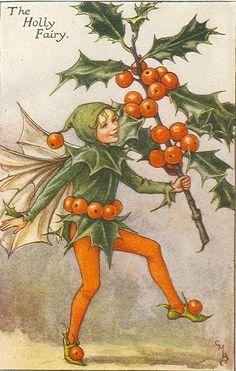 The Holly Fairy