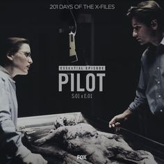 Streaming or DVD, join us in watching the Pilot episode of #TheXFiles! Share your comments with #TheXFiles201Days.