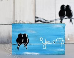 Love Gift for Him Distressed Signs Wedding by LindaFehlenGallery