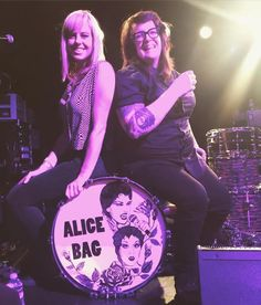 I spent the better half of my youth looking up to giants I thought I'd never see. Countless hours of watching and rewinding bootleg tapes from Black Hole and… Alice Bag, How To Play Drums, Better Half, Change My Life, Oc, Recycling, Youth, Money, Concert