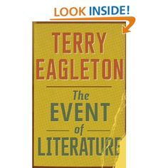 eagleton, *the event of literature.*