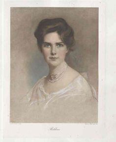 Gräfin Eloenore von Ledebur-Wicheln, gob. gräfin Larisch von Moennich
