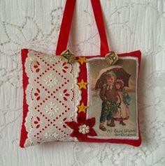 Vintage Christmas decoration (C) £8.95