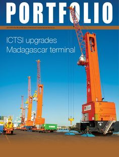 July 2014 PortFolio_Philippine Edition  The official publication of International Container Terminal Services, Inc.