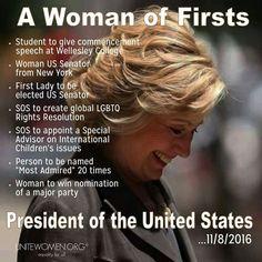 #HillaryForAmerica