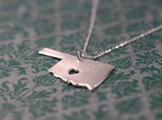 I Heart necklaces for ALL 50 states and several Countries! This is a MUST have for me and all the states I've lived in =)