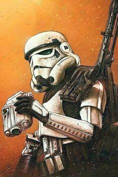 Watch Every Stormtrooper in Star Wars Explained By Lucasfilm. The WIRED created an amazing video. We recommend to watch it. Star Wars Rpg, Star Wars Film, Star Wars Poster, Stormtrooper Art, Imperial Stormtrooper, Star Wars Pictures, Star Wars Images, Geeks, Star Wars Tattoo