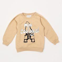 MIni Rodini Zoologist Sweatshirt #minirodini #organic-cotton #zoologist