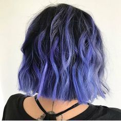 Hairdye by Pulp Riot Beauty: Fantasy Unicorn Purple Violet Red Cherry Pink yellow Bright Hair Colour Color Coloured Colored Fire Style curls haircut lilac lavender short long mermaid blue green teal orange hippy boho ombré woman lady pretty selfie style f