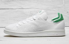 "quality design 930d3 ce1c5 Releasing adidas Consortium Stan Smith Primeknit ""Fairwayâ"
