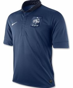 France Nike 2011-12 France Nike Home Football Shirt After 40 years with Adidas the French Football Federation have switched their allegiance to Nike who are the new manufacturers of the 2011-12 France home shirt which is available to buy online in ad http://www.comparestoreprices.co.uk/football-shirts/france-nike-2011-12-france-nike-home-football-shirt.asp