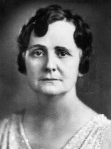 Dixie Bibb Graves. Alabama first female senator, gave the first speech in the US Senate delivered by a woman.
