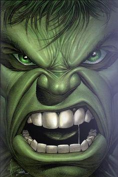 hulk close up - Comic style Hulk Marvel, Hulk Comic, Marvel Art, Marvel Dc Comics, Marvel Heroes, Hulk Avengers, Ms Marvel, Captain Marvel, Punisher Marvel